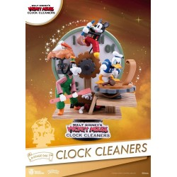 Diorama - Mickey [Clock...