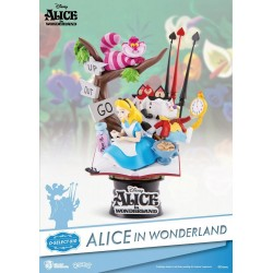 Diorama - Alice au pays des...