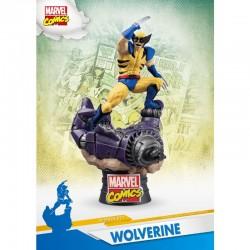 Diorama - Marvel - Wolverine
