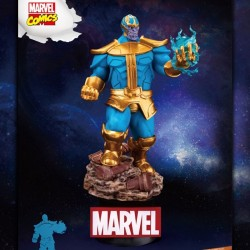 Diorama - Marvel - Thanos