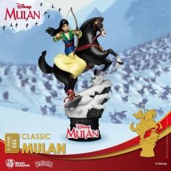 Diorama - Mulan