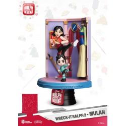 Diorama - Ralph 2.0 - Mulan