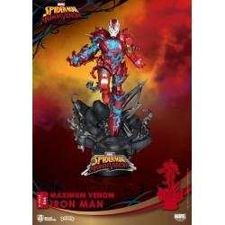 Diorama - Venom Iron Man