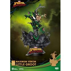 Diorama - Venom Little Groot