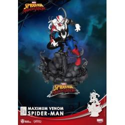 Diorama - Venom Spider-Man