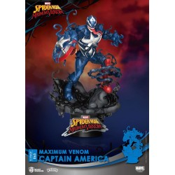 Diorama - Venom Captain...