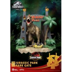 Diorama - Jurassic Park