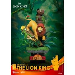 Diorama - Le roi lion