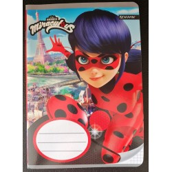 Cahier A5 - 16 pages - Ladybug