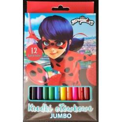 Crayons de couleurs x12 -...