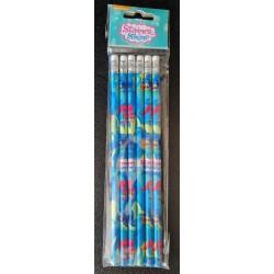 Crayons à papier x6 -...