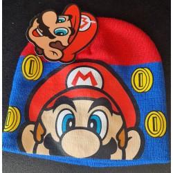 Bonnet Super Mario (Rouge...