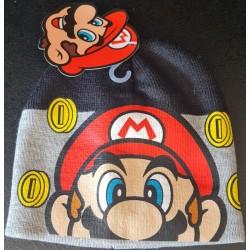 Bonnet Super Mario (Noir et...