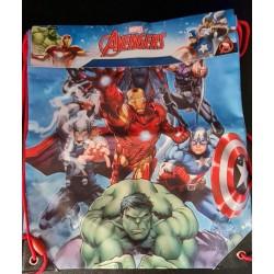 Sac de Sport - 40Cm - Avengers