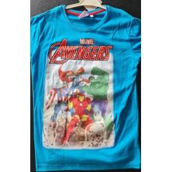 T Shirt - Avengers - Bleu