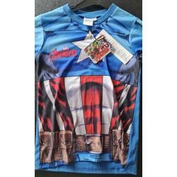 T Shirt - Avengers - Bleu -...