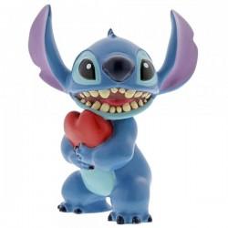 Figurine Stitch - Stitch Heart