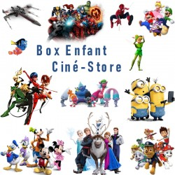 Box Enfant Ciné-Store