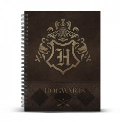 Cahier A5 - Harry Potter -...