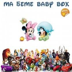 Ma 5ème Baby box (Eté)