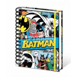 Cahier A5 - DC Comics - Batman