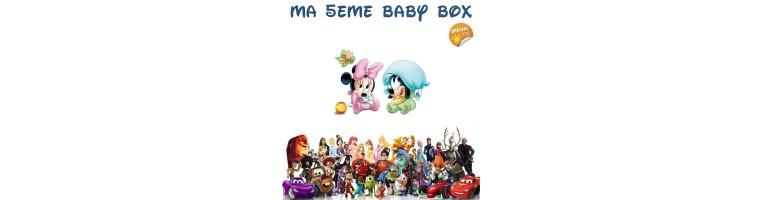 Ma 5ème Baby Box - Spéciale été